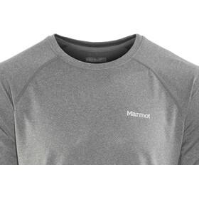 Marmot Accelerate SS Shirt Herre grey storm heather